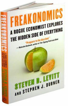 Steven D. Levitt is an economist. Stephen J. Dubner is a writer.