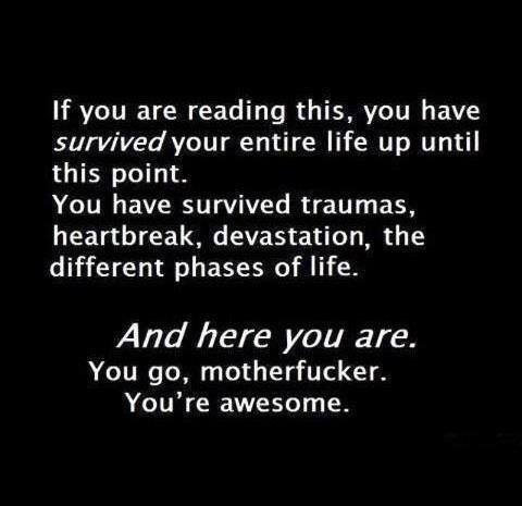 If you are reading this...
