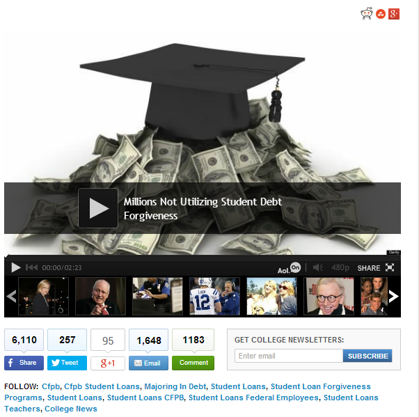 Student_Loan_Forgiveness_Program_Available_To_Millions_Who_Aren't_Utilizing_It,_CFPB_Says
