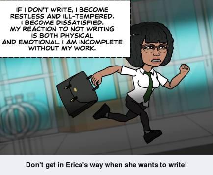 If I don't write