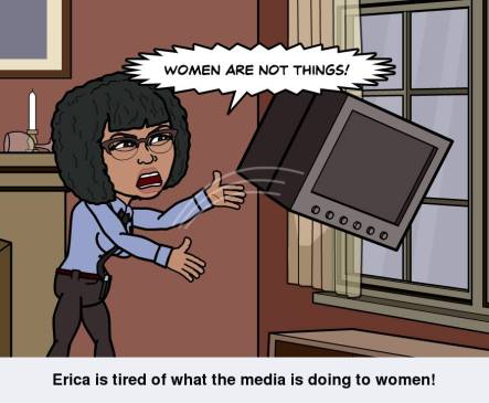 Women are not things