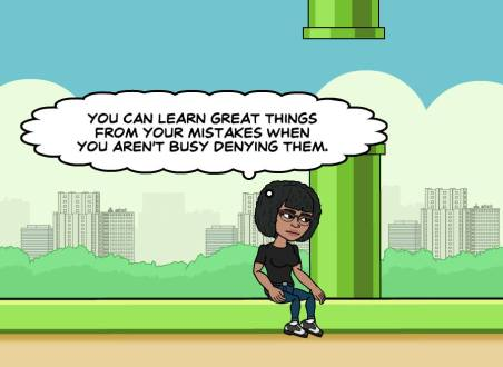 You can learn great things