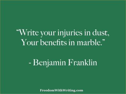 Benjamin Franklin 3