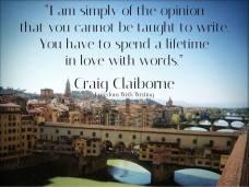 Craig Claiborne