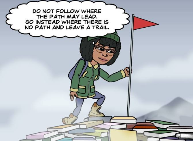 Do not follow...