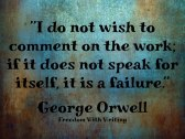 George Orwell 3