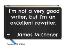 James Michener