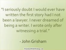 John Grisham 2