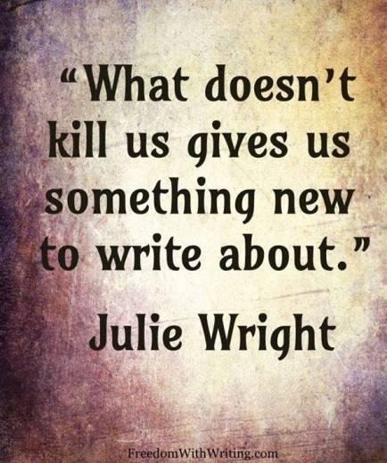 Julie Wright