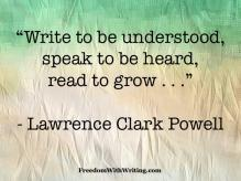 Lawrence Clark Powell