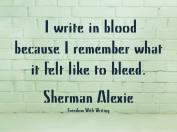 Sherman Alexie