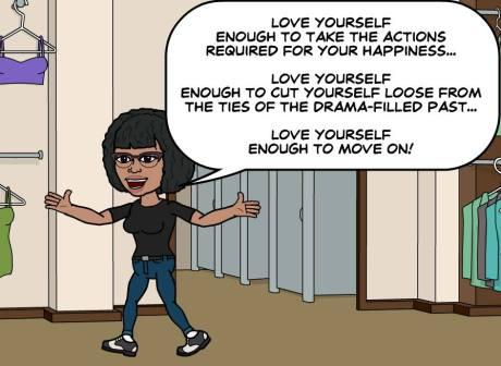 Love yourself...