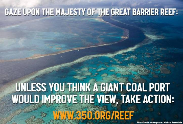 Gaze upon the Majesty of the Great Barrier Reef