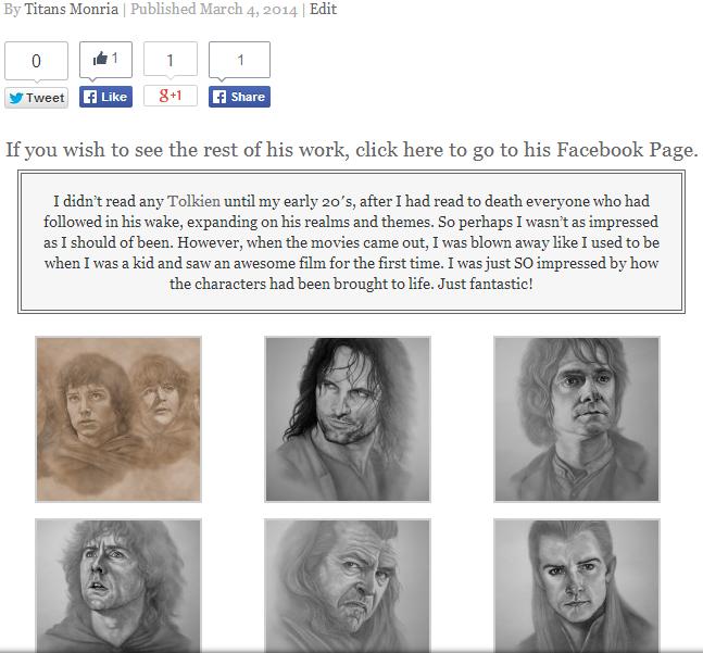 Tolkien_Characters_by_Darrel_Bevan